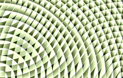 Pattern green and white abstract Stock Images