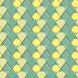 Pattern-green-yellow. Vector seamless colorful pattern. Formless abstract element. Abstract texture. Colorful geometric background. Vector seamless texture Stock Photos