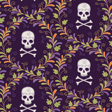 Pattern for Halloween Royalty Free Stock Image