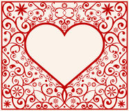 Free Pattern Heart Frame Stock Photos - 2339423