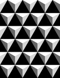 Pattern Hexagon Royalty Free Stock Photos