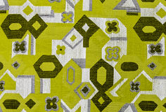 Pattern. High resolution multi-colored plaid woven fabric pattern Royalty Free Stock Images