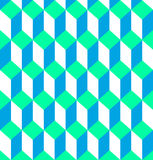 Pattern illusion Royalty Free Stock Photography