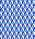 Pattern illusion Stock Images