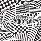 DP Pattern 1 Stock Images