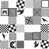 DP Pattern 2 Royalty Free Stock Images