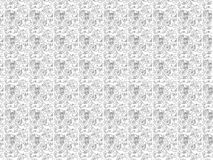 Pattern of Indian traditional design royalty free stock photography
