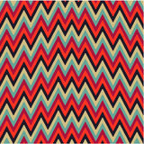 Pattern irregularly zigzag Royalty Free Stock Photos