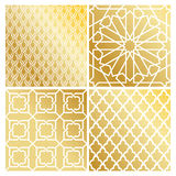 Pattern in islamic style Royalty Free Stock Photos