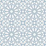 Pattern in islamic style. Background with seamless pattern in islamic style Stock Photography
