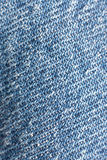Pattern on jeans Stock Image