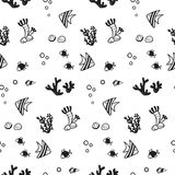 Pattern for kids, girls and boys. Vector illustration. It can be used to create prints, packaging, invitations, simple designs, gi. Using the elements of this Royalty Free Stock Photo