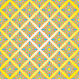 Pattern lai thai 0002 Royalty Free Stock Photo