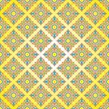 Pattern lai thai 0002 Royalty Free Stock Photo