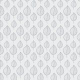 Pattern leafs gray Royalty Free Stock Image
