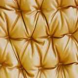 Pattern of leather couch Royalty Free Stock Photography