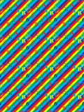 Pattern with letters and numbers Royalty Free Stock Photography