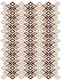 Pattern_004. Pattern with light and dark beige lines multi-purpose royalty free illustration