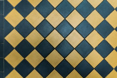 Pattern of light and dark tiles Royalty Free Stock Photography