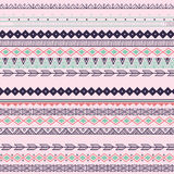 Pattern line. Patterns designed to be applied in many ways. Modern emphasis Colorful, not flashy Stock Photography