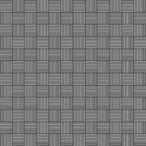 Pattern line of weave background Stock Photography