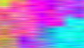 Pattern with lines Rainbow aurora borealis. Abstract colorful background. Bright striped pattern Vector illustration. Bright neon colors. Vivid gradient Stock Illustration