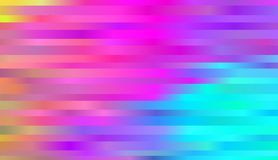 Pattern with lines Rainbow aurora borealis. Abstract colorful background. Bright striped pattern Vector illustration. Bright neon colors. Vivid gradient Vector Illustration