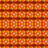 Pattern of Macro marigold flower Stock Photo