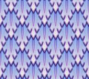 A pattern made of elements similar to bird´s plumage or fish scales Stock Photography