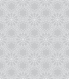 Pattern made of valentines Stock Photography