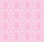 Pattern made of valentines. Pink seamless pattern made of valentines Royalty Free Stock Image