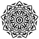 Pattern mandala Royalty Free Stock Photos