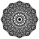 Pattern mandala Stock Photography