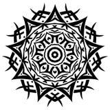 Pattern mandala Stock Photo