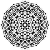 Pattern mandala Stock Photo