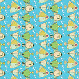 Pattern of marine fish Stock Photos