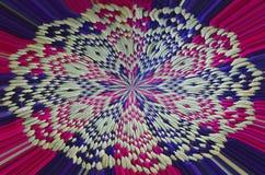 Pattern of mat rays Stock Photo