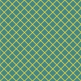 Pattern with the mesh, grid. Seamless vector background. Abstract geometric texture. Rhombuses wallpaper. Royalty Free Stock Photo