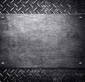 Pattern of metal background Royalty Free Stock Image