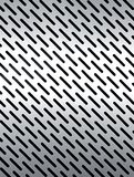 Pattern of metal background Royalty Free Stock Images