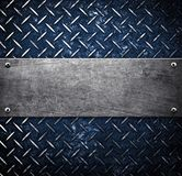 Pattern of metal background Royalty Free Stock Photo