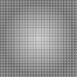 The pattern of metal plates Stock Photos