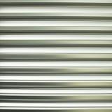 Pattern of metal slat Royalty Free Stock Photos