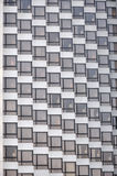 Pattern of modern apartment building Stock Photos
