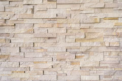 Pattern of Modern Brick Wall Stock Photo