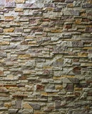 Pattern of Modern Brick Wall Surfaced. Royalty Free Stock Photo