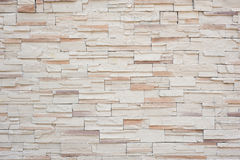 Pattern Modern Brick Wall Surfaced for background Royalty Free Stock Photography