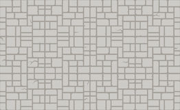 Pattern of modern stone blocks Stock Photos