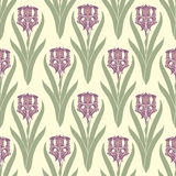 Pattern in modern style Royalty Free Stock Photo