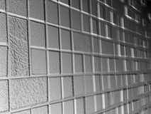 Pattern of mosaic wall or background Royalty Free Stock Photos